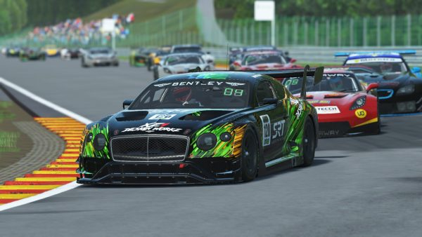 GT3 Spa-Francorchamps