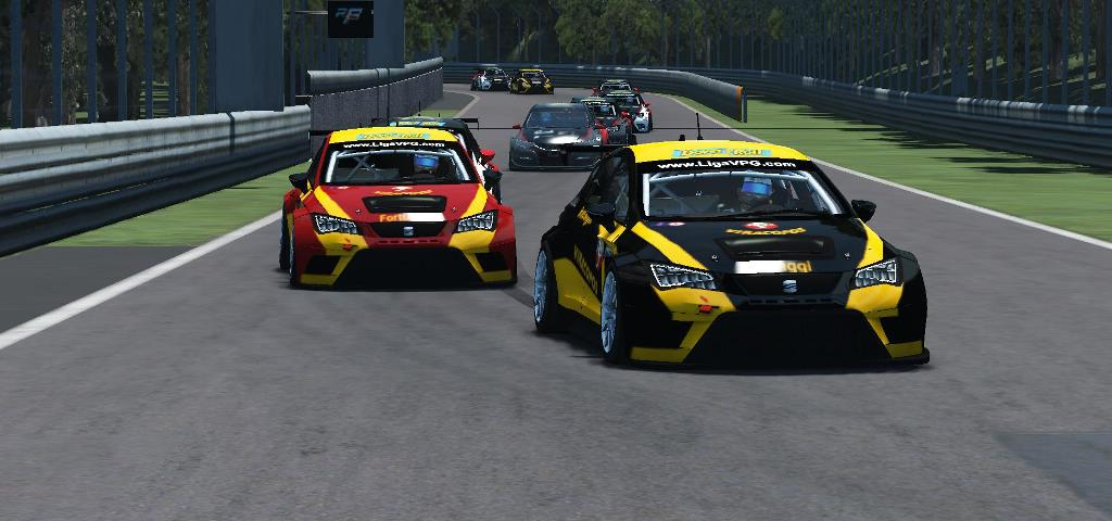 Montreal Race TCR