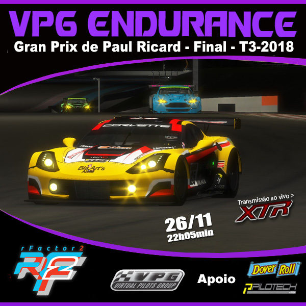 Paul Ricard Endurance Race